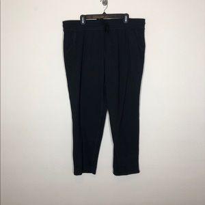 Black Champion Sweatpants Men's XXL